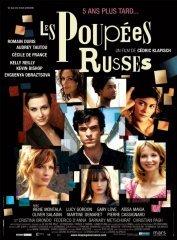 Affiche du film : Les Poupées russes