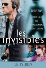 background picture for movie Les invisibles