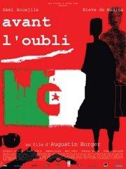 Affiche du film : Avant l'oubli
