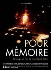 background picture for movie Pour memoire (la forge)