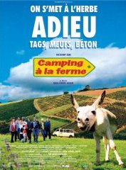 background picture for movie Camping à la ferme