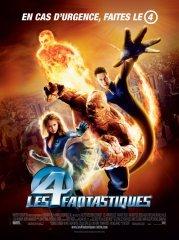 Affiche du film : Les 4 fantastiques