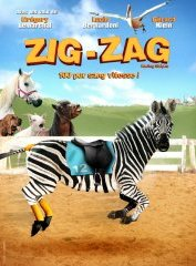 background picture for movie Zig zag