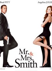 background picture for movie Mr & Mrs Smith