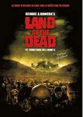 Affiche du film : Land of the dead (le territoire des morts)