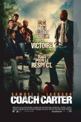 background picture for movie Coach carter