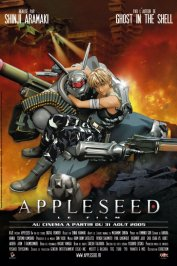 background picture for movie Appleseed