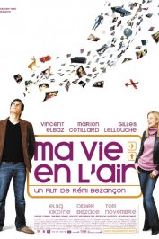 background picture for movie Ma vie en l'air