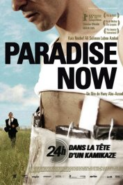 background picture for movie Paradise now