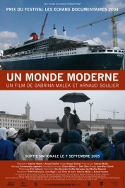 background picture for movie Un monde moderne