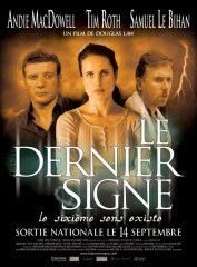 background picture for movie Le dernier signe