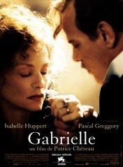 Affiche du film : Gabrielle