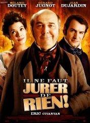 background picture for movie Il ne faut jurer de rien !