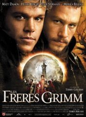 background picture for movie Les Frères Grimm