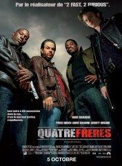 Affiche du film : Quatre freres