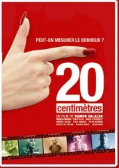 background picture for movie 20 centimètres