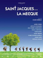 background picture for movie Saint-Jacques... La Mecque