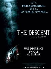 Affiche du film : The Descent