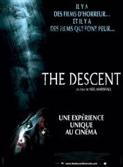 background picture for movie The Descent