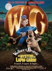 background picture for movie Wallace et Gromit : le mystère du lapin-garou
