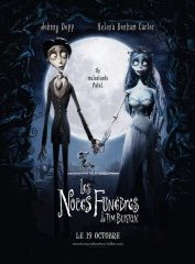 background picture for movie Les noces funèbres