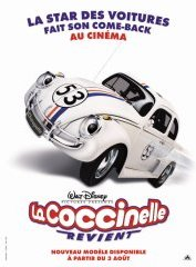 background picture for movie La coccinelle revient