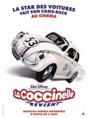 Affiche du film : La coccinelle revient