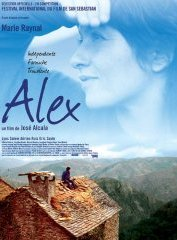 background picture for movie Alex