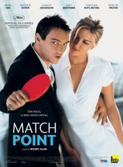 background picture for movie Match Point