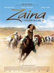 Affiche du film : Zaïna, cavalière de l'atlas