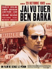 Affiche du film : J'ai vu tuer Ben Barka