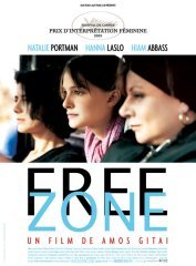 Affiche du film : Free zone