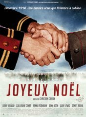 background picture for movie Joyeux Noël