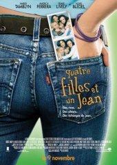background picture for movie Quatre filles et un jean