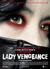 background picture for movie Sympathy for lady vengeance