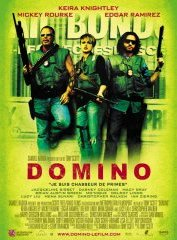 background picture for movie Domino