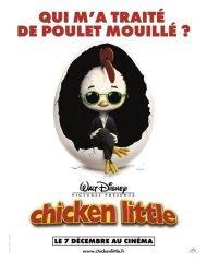 Photo du film : Chicken little