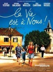 background picture for movie La vie est à nous