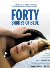 background picture for movie Forty shades of blue