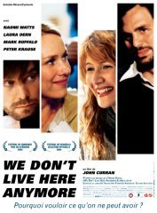 Affiche du film : We don't live here anymore
