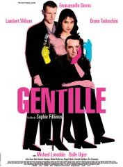 background picture for movie Gentille