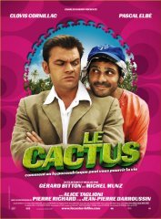 background picture for movie Le cactus