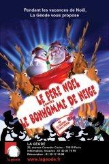 background picture for movie Le Père Noël contre le bonhomme de neige