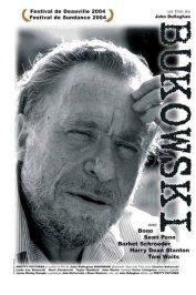background picture for movie Bukowski