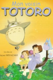 background picture for movie Mon voisin Totoro