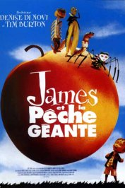background picture for movie James et la peche geante