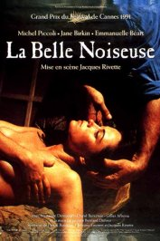 background picture for movie La Belle noiseuse