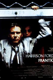 background picture for movie Frantic