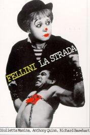 background picture for movie La strada