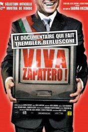 background picture for movie Viva zapatero !